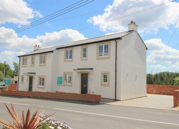 Thumbnail 2 bedroom semi-detached house for sale in Longdown, Exeter