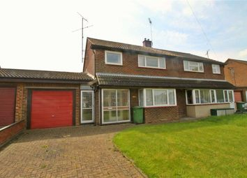Thumbnail 3 bed semi-detached house to rent in Water Eaton Road, Bletchley, Milton Keynes