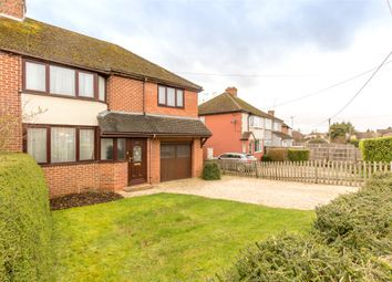 Thumbnail 4 bed semi-detached house for sale in Besselsleigh Road, Wootton, Abingdon, Oxfordshire