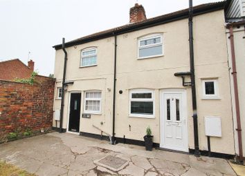 Thumbnail 1 bed terraced house for sale in Pitts Yard, Millgate, Selby