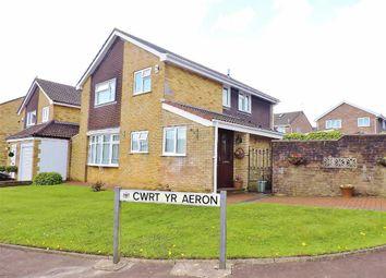 Thumbnail 4 bed detached house for sale in Cwrt Yr Aeron, Parc Gwernfadog, Cwmrhydyceirw