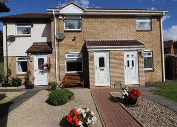 Thumbnail 2 bed terraced house for sale in Glengarvan Close, Lambton, Washington