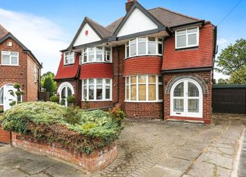 Thumbnail 3 bedroom semi-detached house for sale in Charminster Avenue, Yardley, Birmingham, United Kingdom