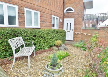 Thumbnail 3 bed flat to rent in Duckmill Crescent, Chethams, Bedford
