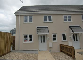 Thumbnail 3 bedroom end terrace house to rent in St Erth Hill, St Erth, Cornwall