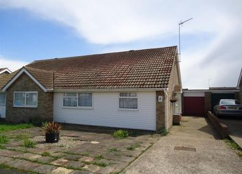 Thumbnail 2 bed semi-detached bungalow to rent in Pightle Way, Walton On The Naze