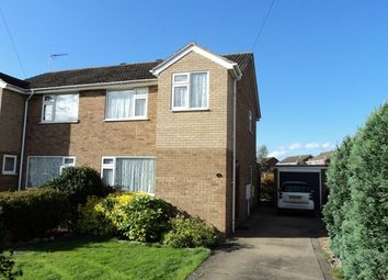 Thumbnail 3 bed semi-detached house to rent in Westhall Road, Lincoln