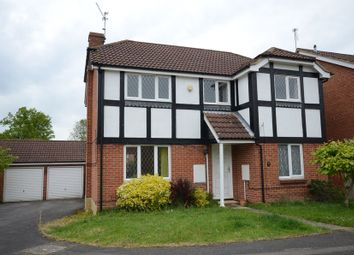 Thumbnail 4 bed detached house to rent in Egremont Drive, Lower Earley, Reading