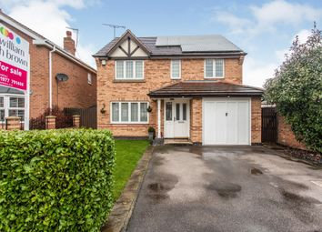 Thumbnail 4 bed detached house for sale in Cavendish Avenue, Pontefract
