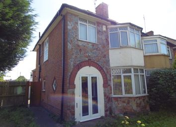 Thumbnail 3 bed semi-detached house for sale in Scraptoft Lane, Leicester, Leicestershire