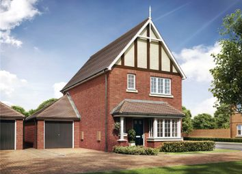 Thumbnail 3 bed detached house for sale in St Georges Road, Badshot Lea, Farnham, Surrey