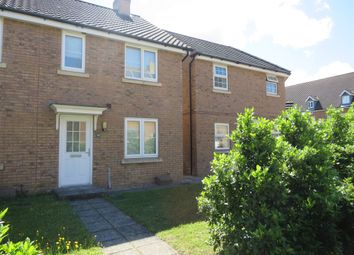3 bed terraced house for sale in Whistlefish Court, Norwich NR5
