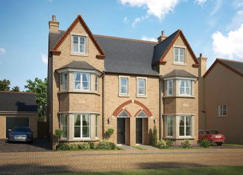 "Thumbnail 3 bed property for sale in ""The Apsley"" at Hitchin Road, Fairfield, Hitchin"
