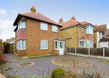 Thumbnail 3 bed detached house for sale in Grange Road, St Peters, Broadstairs