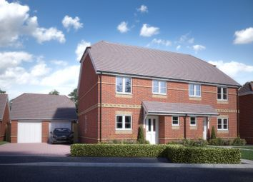 Thumbnail 2 bed semi-detached house for sale in Pitts Lane, Earley, Reading