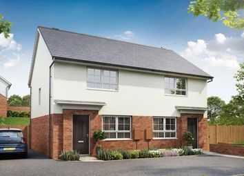 """Thumbnail 2 bedroom end terrace house for sale in """"Roseberry Special"""" at Godwell Lane, Ivybridge"""