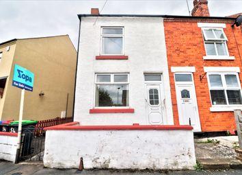 Thumbnail 2 bed semi-detached house for sale in Franklin Road, Jacksdale, Nottingham