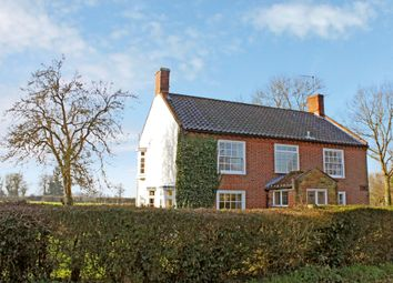 Thumbnail 4 bed cottage for sale in Church Road, Uggeshall, Beccles