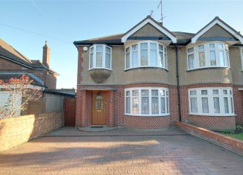 Thumbnail 3 bed semi-detached house for sale in Cuffley Hill, Goffs Oak, Waltham Cross, Hertfordshire
