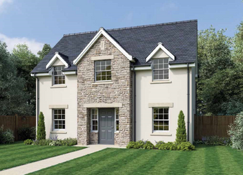 Thumbnail 5 bed detached house for sale in The Flint, The Green, Llangenny Lane, Crickhowell