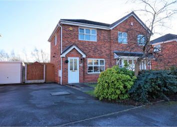 Thumbnail 2 bedroom semi-detached house for sale in Dewchurch Drive, Derby