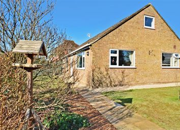 Thumbnail 3 bed link-detached house for sale in Campbell Crescent, East Grinstead, West Sussex