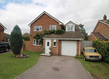 Thumbnail 4 bed detached house for sale in Adams Way, Berry Hill, Coleford
