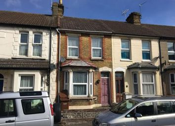 Thumbnail 3 bed terraced house for sale in 13 Nile Road, Gillingham, Kent