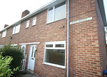 Thumbnail 2 bedroom terraced house for sale in Girton Avenue, Middlesbrough