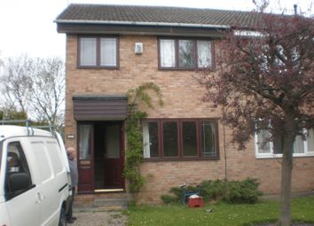Thumbnail 3 bed semi-detached house to rent in Bramley, Rotherham
