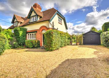 Thumbnail 3 bed semi-detached house to rent in Henley Road, Medmenham, Marlow