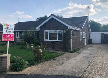Thumbnail 3 bed bungalow to rent in Kennedy Close, Dereham