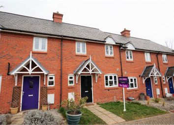 Thumbnail 2 bed terraced house for sale in Wharf Street, Warwick