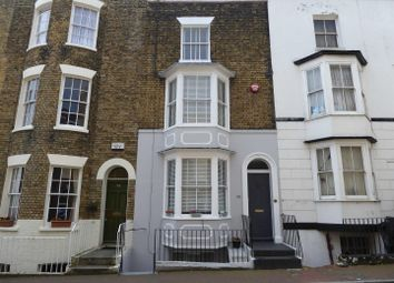 Thumbnail 4 bed terraced house for sale in Addington Street, Ramsgate