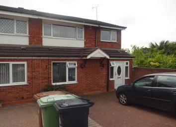 Thumbnail 4 bed property to rent in Segundo Road, Walsall
