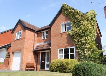 Thumbnail 4 bed detached house for sale in Fishermans Close, Winterley, Sandbach, Cheshire