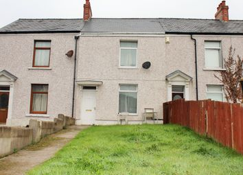 Thumbnail 3 bed terraced house for sale in Neath Road, Landore, Swansea