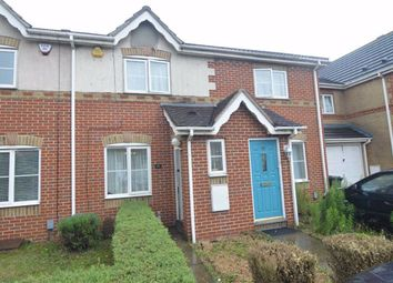 Thumbnail 2 bedroom terraced house to rent in Stern Close, Barking, Essex
