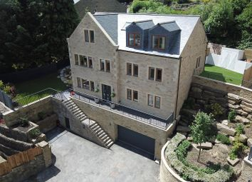 Thumbnail 5 bed detached house for sale in 15 Excelsior Close, Ripponden