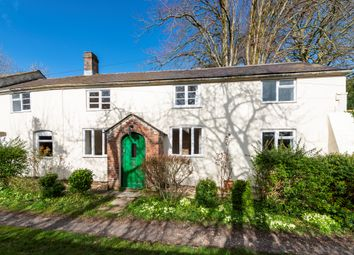 Thumbnail 3 bedroom semi-detached house for sale in Church Lane, Godmanstone, Dorchester