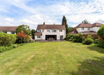 Thumbnail 4 bed detached house for sale in Tadorne Road, Tadworth, Surrey