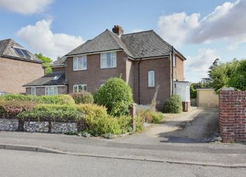 Thumbnail 2 bed semi-detached house for sale in New Road, Middle Wallop, Stockbridge