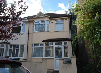 Thumbnail 3 bed property to rent in Gatling Road, Abbey Wood, London