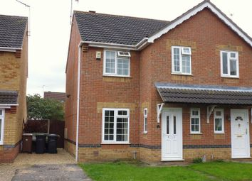 Thumbnail 3 bed semi-detached house for sale in Marigold Walk, Sleaford