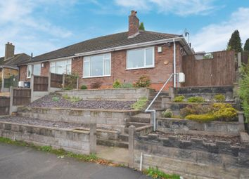 2 bed semi-detached bungalow for sale in Second Avenue, Porthill, Newcastle ST5