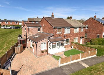 Thumbnail 4 bedroom semi-detached house for sale in Blake Crescent, Guiseley, Leeds