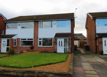 Thumbnail 3 bed semi-detached house for sale in Trinity Crescent, Walkden, Manchester