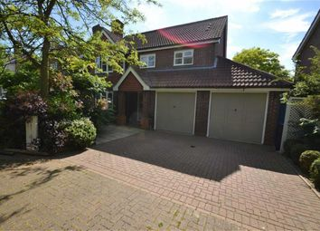 Thumbnail 4 bed detached house for sale in Westbury Rise, Church Langley, Harlow, Essex