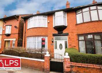 Thumbnail 5 bedroom semi-detached house for sale in Queens Drive, Walton, Liverpool