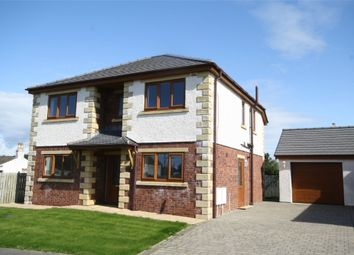 Thumbnail 4 bed detached house for sale in 4 Craika Close, Dearham, Maryport, Cumbria